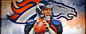 Peyton Manning Denver Broncos Cover Photo